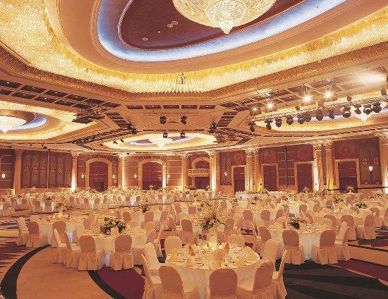 Hilton Beirut Metropolitan Palace: Emirates Hall