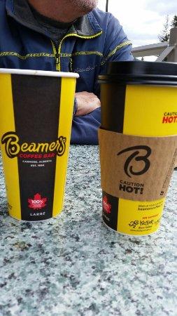 Beamer's Coffee Bar: 20160908_124229_large.jpg