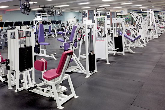 DoubleTree by Hilton Cape Cod - Hyannis: Amenities - Fitness Center Weight Machines