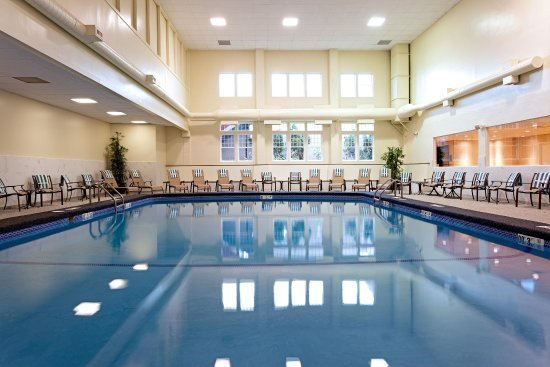 DoubleTree by Hilton Cape Cod - Hyannis: Amenities - Indoor Pool