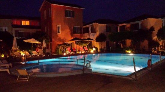 Foto de Alkyon Apartments & Villas Hotel