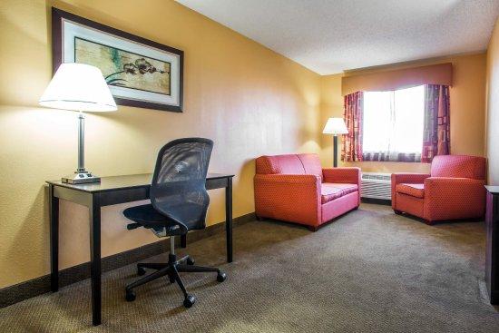 คิมเบอร์ลี, วิสคอนซิน: Guest Room