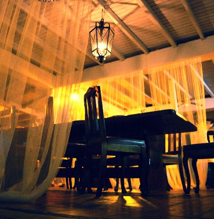 Cambusa Italian Restaurant: Interior