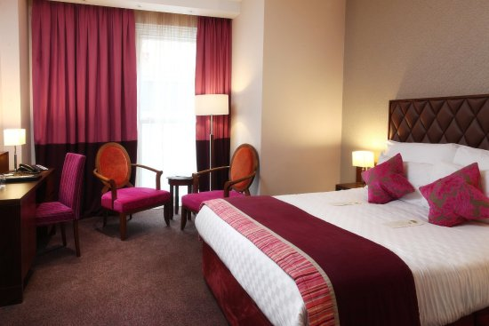 DoubleTree by Hilton Hotel London - Marble Arch: King Guest Room