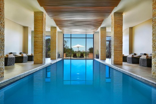 Conrad Pezula: Indoor Heated Pool