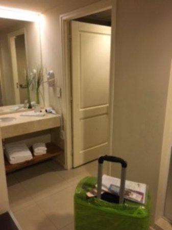 Uno Buenos Aires Suites: bem limpo e de bom tamanho
