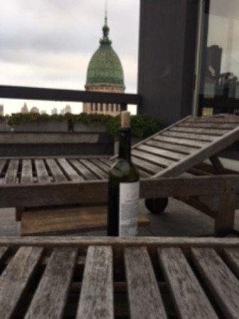 Uno Buenos Aires Suites: ideal em um dia frio