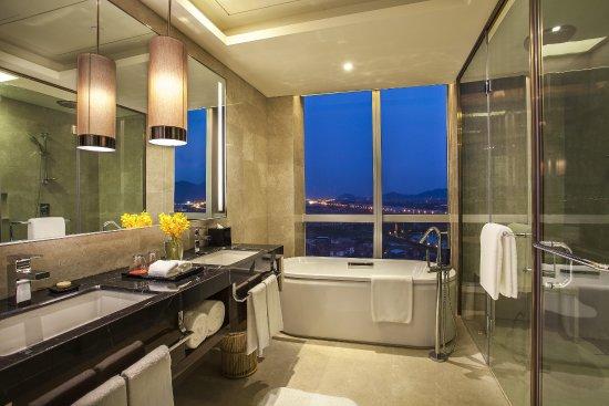 Zhangzhou, Cina: Guest Bathroom