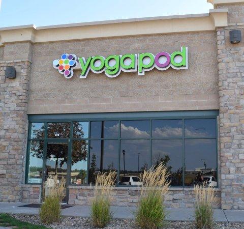 Yoga Pod Park Meadows