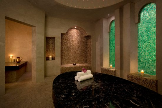 Hilton Capital Grand Abu Dhabi: Hotel Spa
