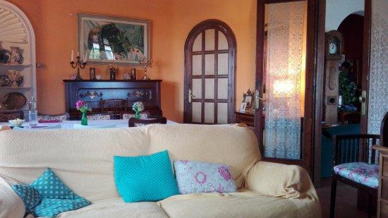 Masia del Montseny Hotel: salon comedor