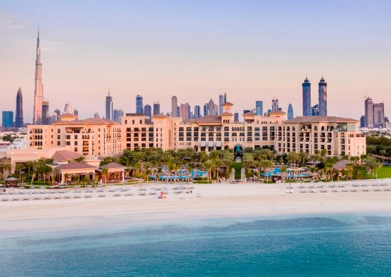 Four Points by Sheraton Downtown Dubai: DJB_Exterior_Beach
