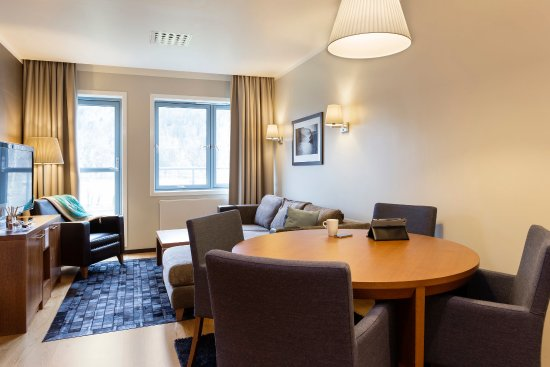 Forde, Noruega: New Scandic Sunnfjord ,Presidential Suite