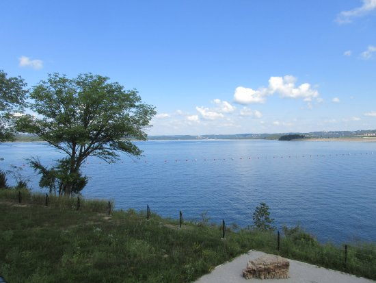Branson, MO: View from Dewey Short Visitors Center