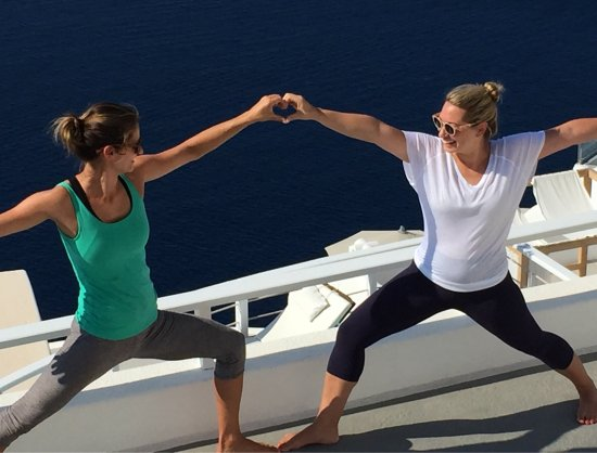 Santorini Yoga With Veronika: photo0.jpg