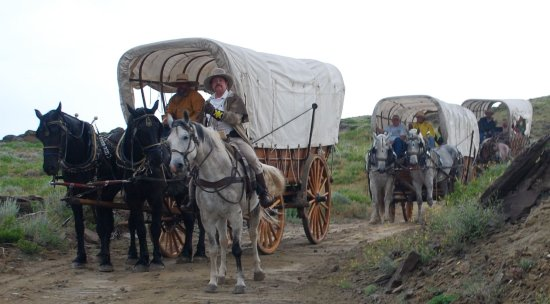 Historic Trails West - Day Tours