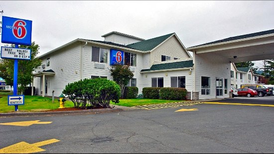 Motel 6 Seaside Oregon: Motel 6 Seaside OR
