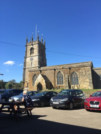 Hook Norton, UK: Local Church