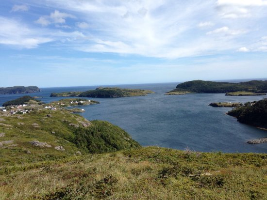 Burin, Canadá: View from the top cooks lookout