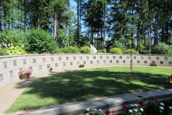Puslinch, Καναδάς: The Cemetery - Memory-Park
