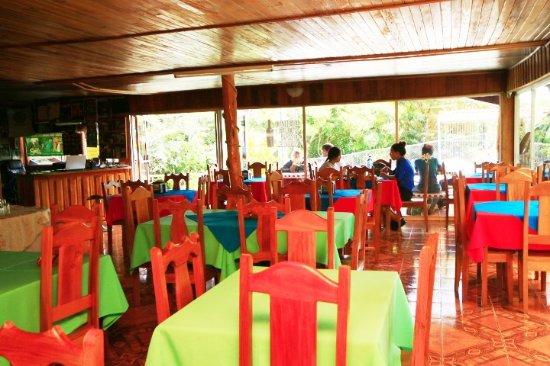 Hotel El Sueño: Restaurante / Area de Desayuno