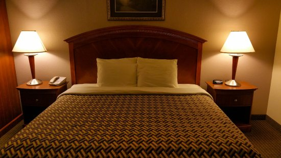 A Riverside Inn Hotel: Single King Room