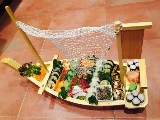 Deinze, Belgien: Eosu sushi & grill