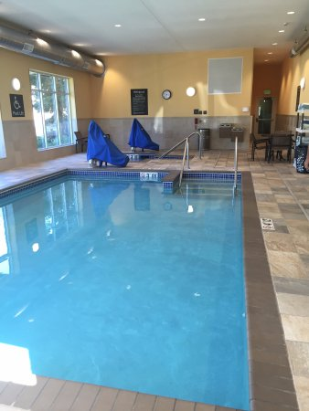 Rochester, MN: small, indoor, heated pool