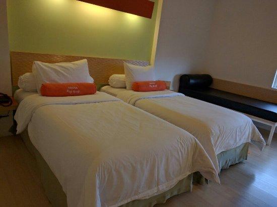 HARRIS Hotel Sentul City Bogor - room photo 1845518