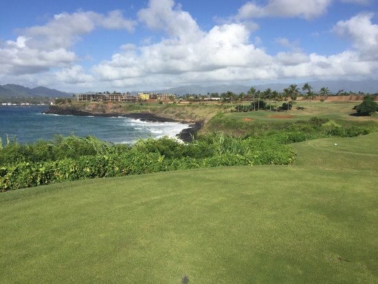 Ocean Course at Hokuala: The back nine