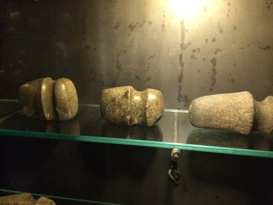 Stone hammers - Picture of Ancient Ozarks Natural History