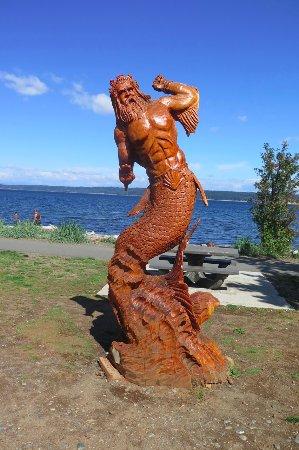Campbell River, Canada: Neptune Rising