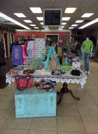 Scottsboro, Αλαμπάμα: Southern Grace Boutique