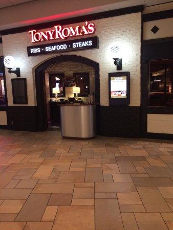 Tony romas moa