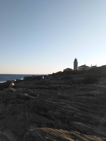 Jamestown, RI: Beavertail Lighthouse