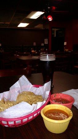 Portage, Индиана: Dining Room