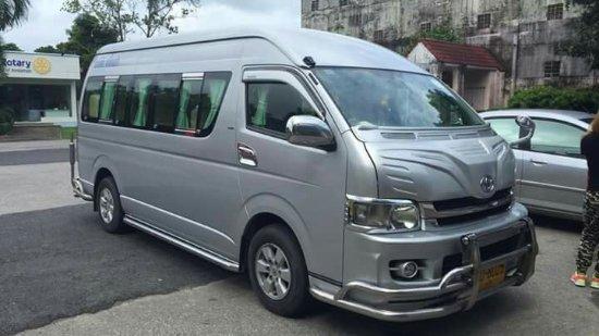 Phuket Personalised Minibus Tours