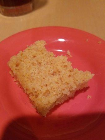 Sugar Shack: Johnny cake