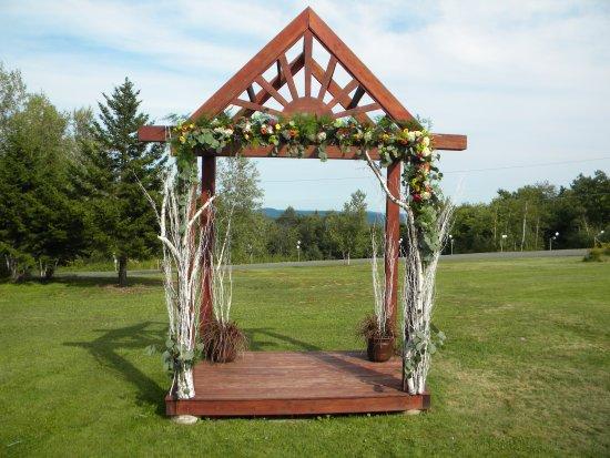 Florida, ماساتشوستس: Wedding Arbor