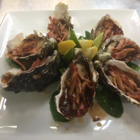 Singleton, أستراليا: Kilpatrick Oysters