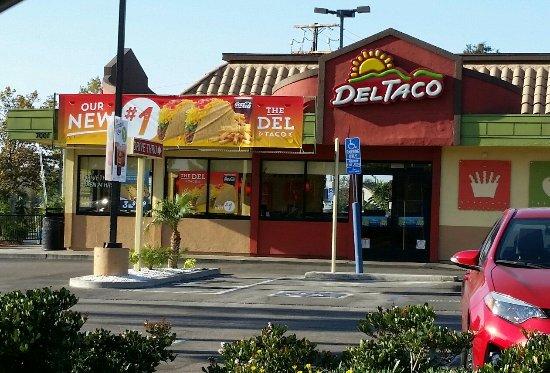 Stanton, Kaliforniya: Del Taco