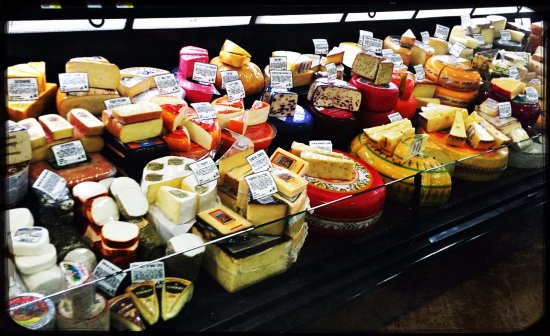 Doraville, Джорджия: Cheese from everywhere in the world.