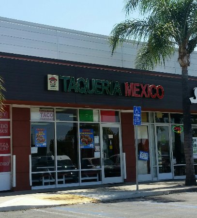 La Habra, CA: Taqueria Mexico