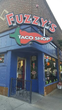 - Of Lawrence Picture Shop Taco Shop Tripadvisor Fuzzy's