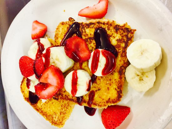 Woodbury, CT: Krunchy French Toast