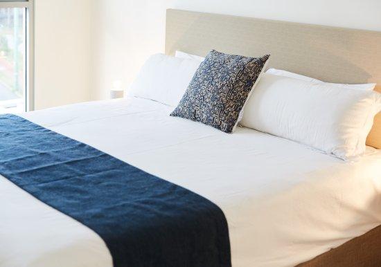 East Fremantle, Australia: Seashells Fremantle bedroom