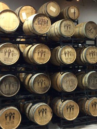 Corsair Distillery