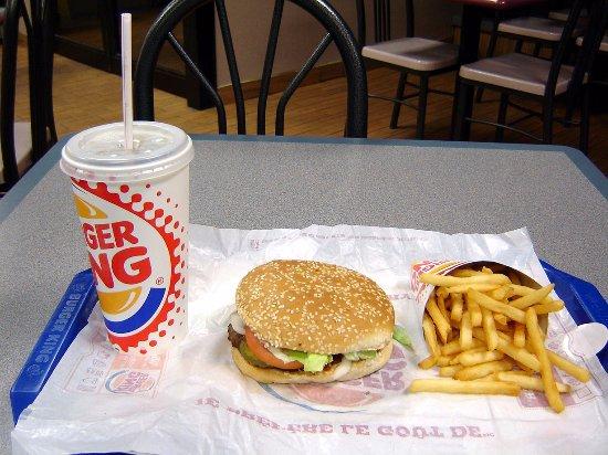 مطعم برجر كنج تعليق لـ Burger King والرياض المملكة العربية السعودية Tripadvisor