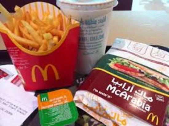 mcdonalds delivery jeddah