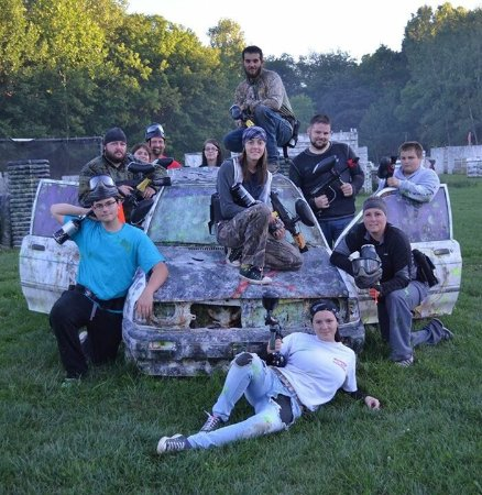 Alliance, OH: TPA Paintball